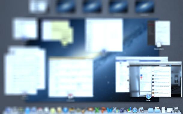 Desk-Blur